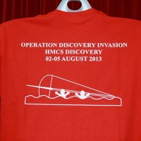 Operation Discovery Invasion-back