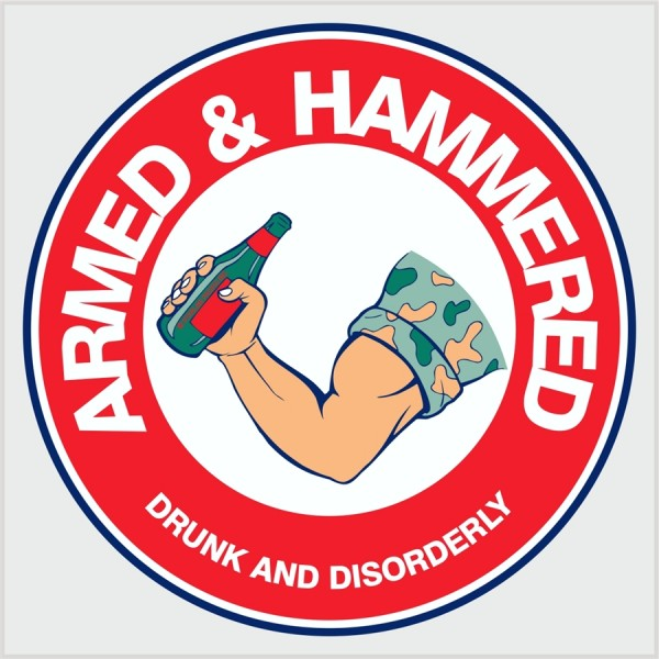 Armed & hammered