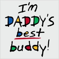 Daddy's best buddy