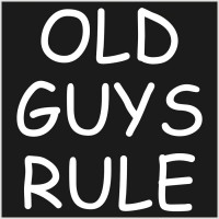 Old guys rule-white