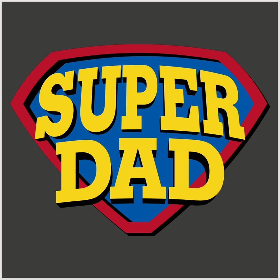 Super dad | Photo T-shirt Expert: fotocity.ca/funny-t-shirt/super-dad