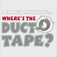 Where is the duct tape